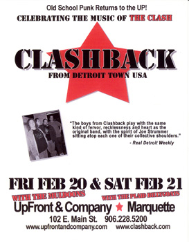 Poster for 02.21.2004 - Marquette, MI
