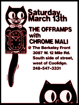 Poster for 04.17.2004 - Berkley, MI