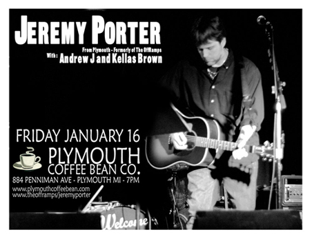 Poster for 01.16.2009 - Plymouth, MI