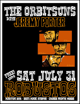 Poster for 07.31.2010 - Grosse Pointe Woods, MI