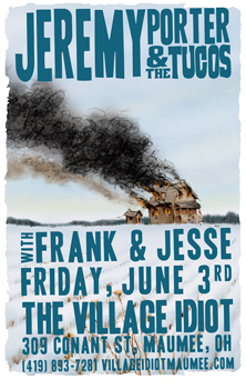 Poster for 06.03.2011 - Maumee, OH