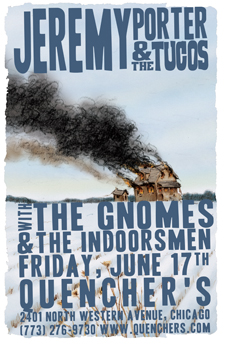 Poster for 06.17.2011 - Chicago, IL