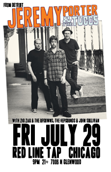 Poster for 07.29.2011 - Chicago, IL