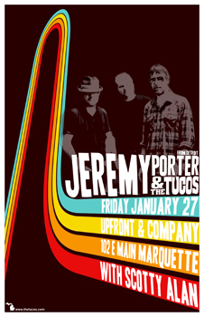 Poster for 01.27.2012 - Marquette, MI