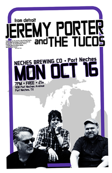 Poster for 10.16.2017 - Port Neches, TX
