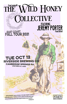Poster for 10.12.2021 - Cambridge Springs, PA