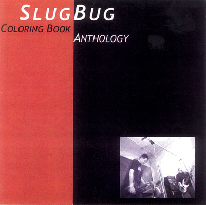 SlugBug -Coloring Book/Anthology